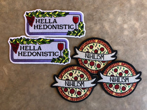 Hella Hedonistic Patch