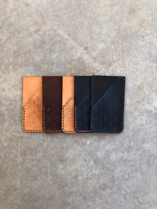Phone Wallet Fish Scales