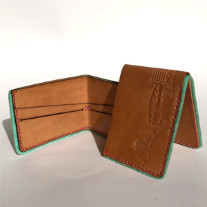Phoenix Skyline Billfold Wallet