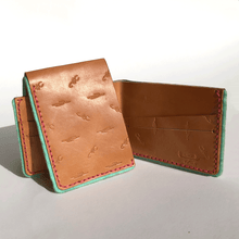 Load image into Gallery viewer, Scorpion Cactus Bifold Wallet