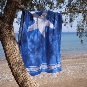 SeaKisses Beach Sheet