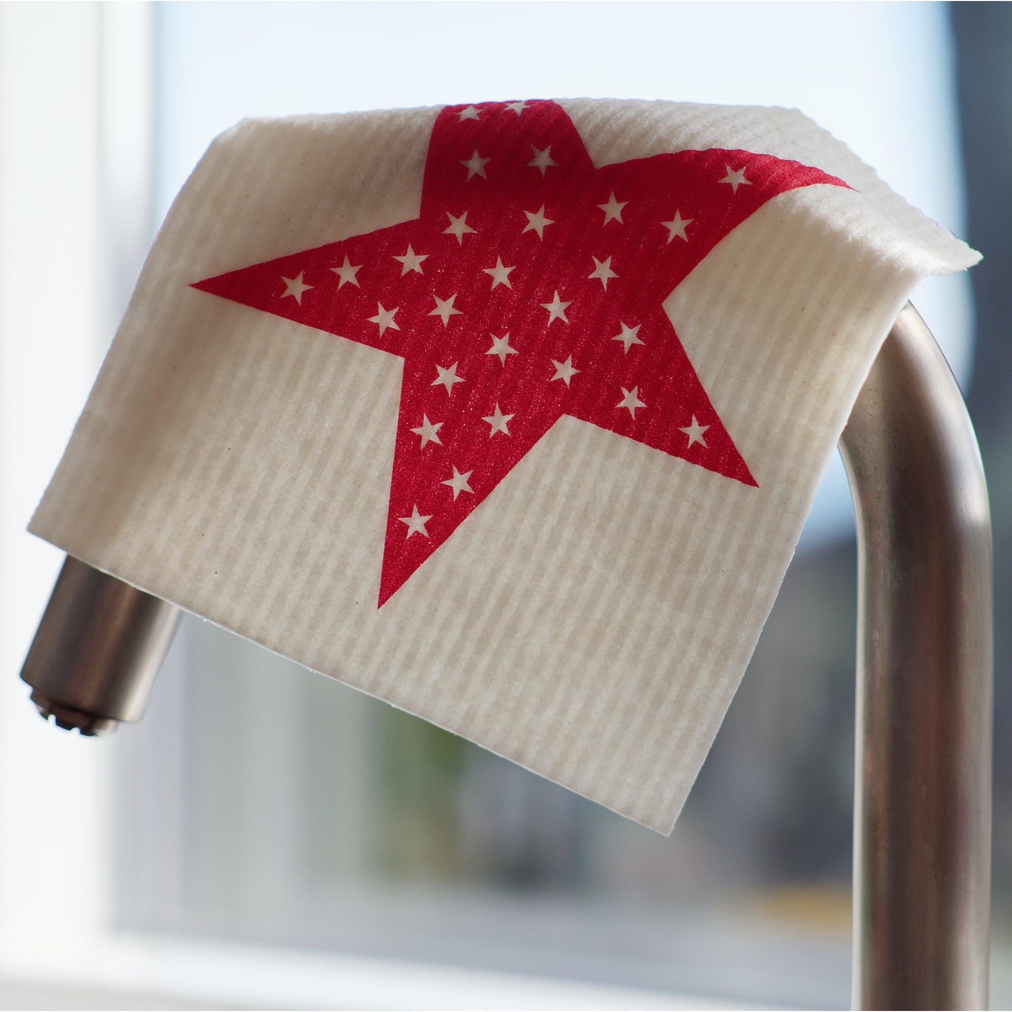 Christmas Star Dishcloths - 25% off-SeaKisses