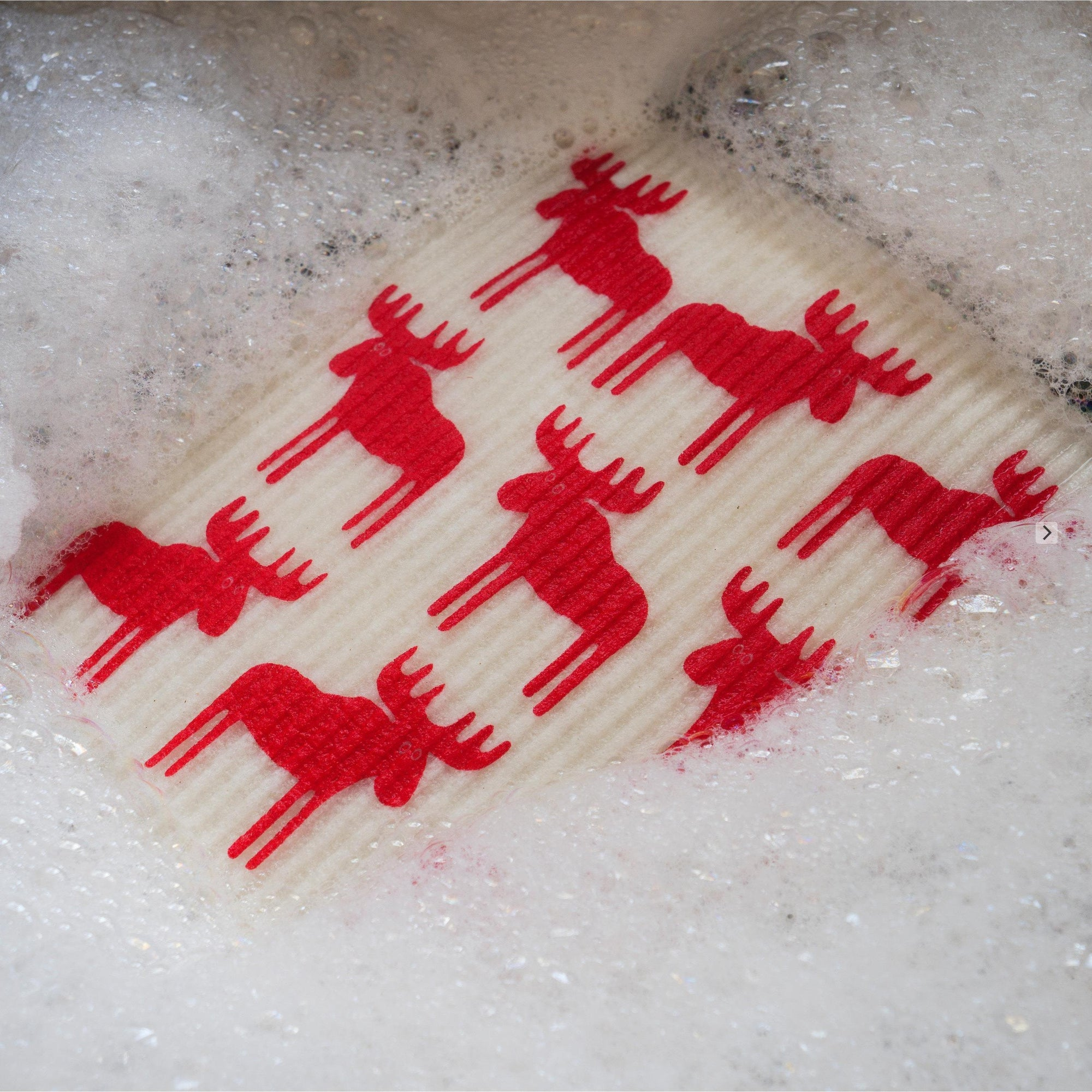 Christmas Reindeer Dishcloths - 25% off-SeaKisses