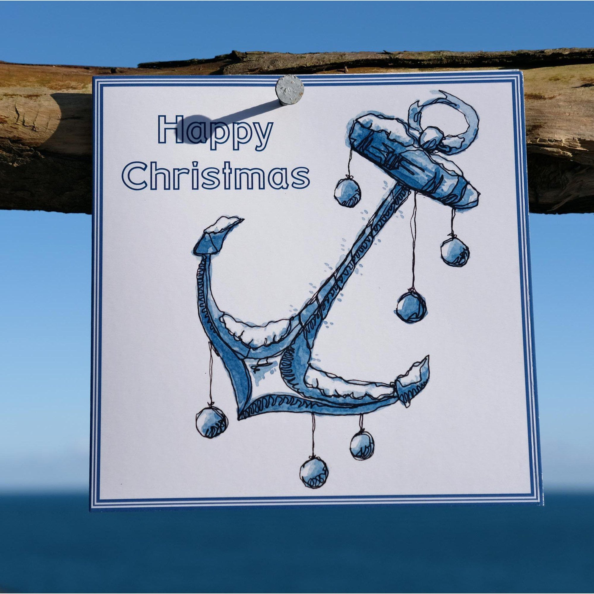 The Christmas Card For Good - Pack of 5-SeaKisses