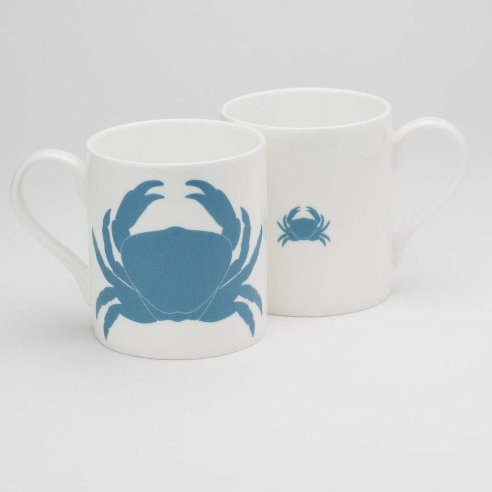Crab Mug - Fine Bone China