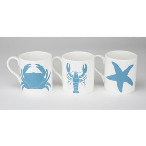 Lobster Mug - Fine Bone China
