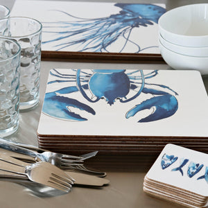 Jellyfish Design Placemat - Slight Second-SeaKisses