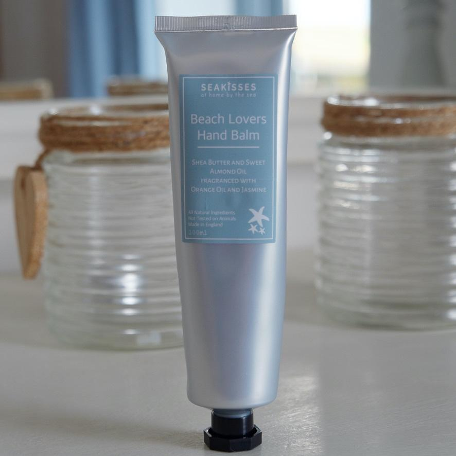 Beach Lover's Hand Balm-SeaKisses