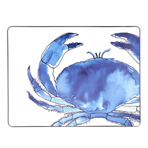 Crab Design Placemat (pre-order only DUE 3rd Dec)-SeaKisses