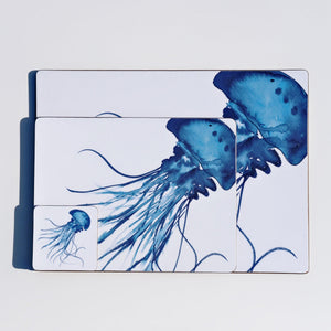 Jellyfish Design Placemat-SeaKisses