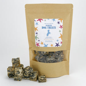 Dried fish dog treats - beach dog SeaBites