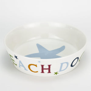 The Beach Dog Bowl-SeaKisses