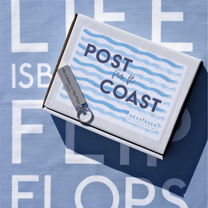 Flip Flop Lover's Postal Gift Box-SeaKisses