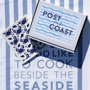 Coastal Cook's Postal Gift Box-SeaKisses