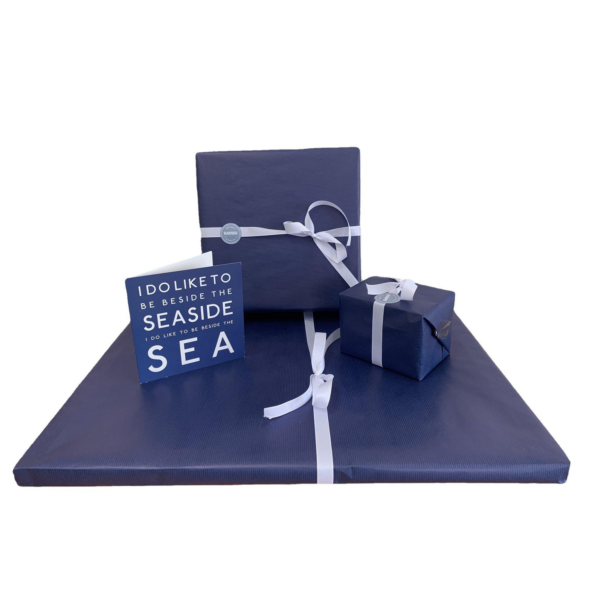 Gift Wrapping-SeaKisses