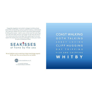Whitby - Greeting Card-SeaKisses