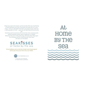 At Home By The Sea - Greeting Card-SeaKisses