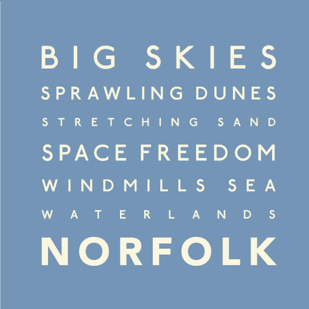 Norfolk - Greeting Card-SeaKisses