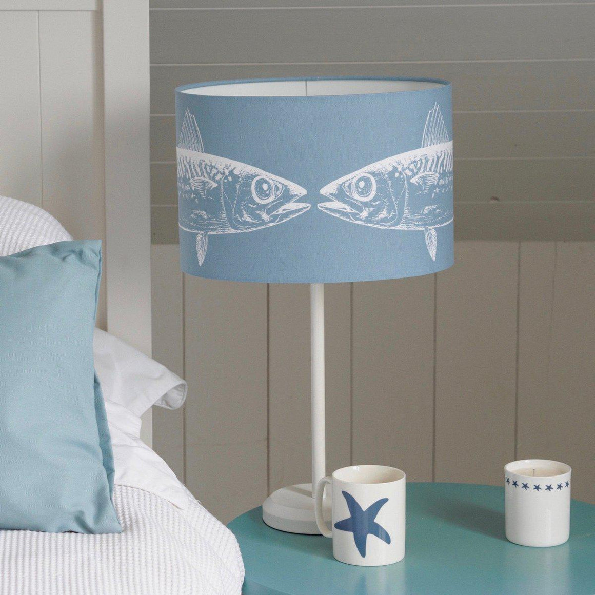 Kissing Fish Lamp Shade - Small