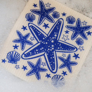 Starfish - Swedish Dish Cloth