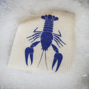 Lobster - Swedish Dish Cloth