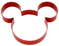 Mickey Mouse Cookie Cutter Red