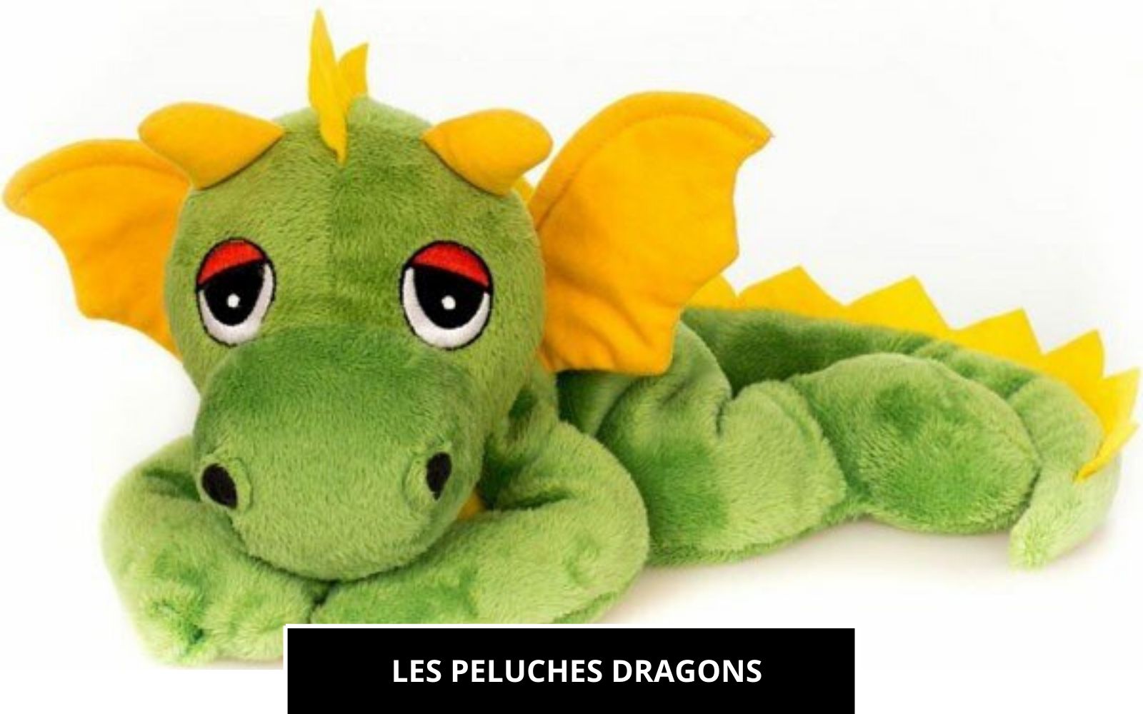 Les Peluches Dragons