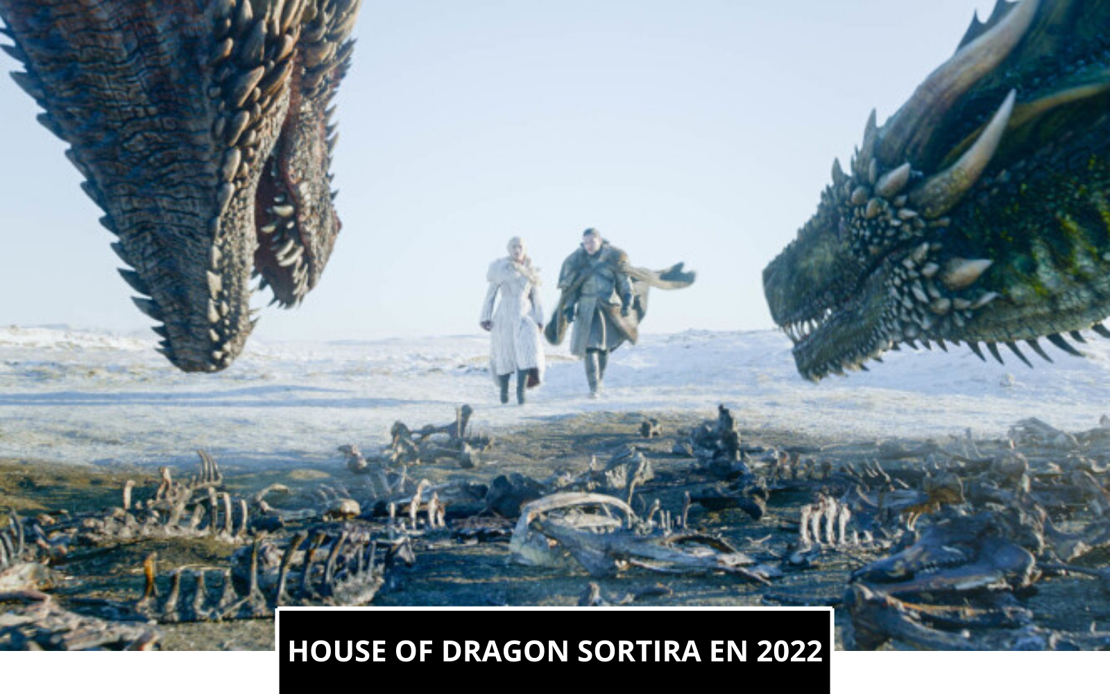 hOUSE oF dRAGON EN 2022 DRAGONYS