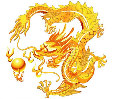 dragon-Huanglong
