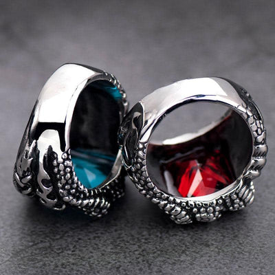 Bague Croc du Dragon - Dragonys
