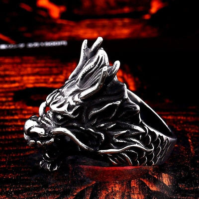 Bague Dragon Furie - Dragonys