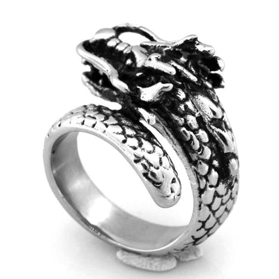 Bague Dragon Viserion - Dragonys
