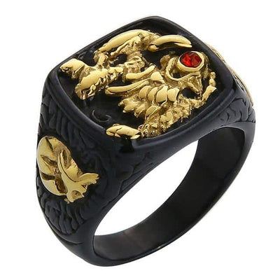 Bague Dragon | Luang - Dragonys