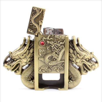 Briquet Dragon hors du commun - Dragonys