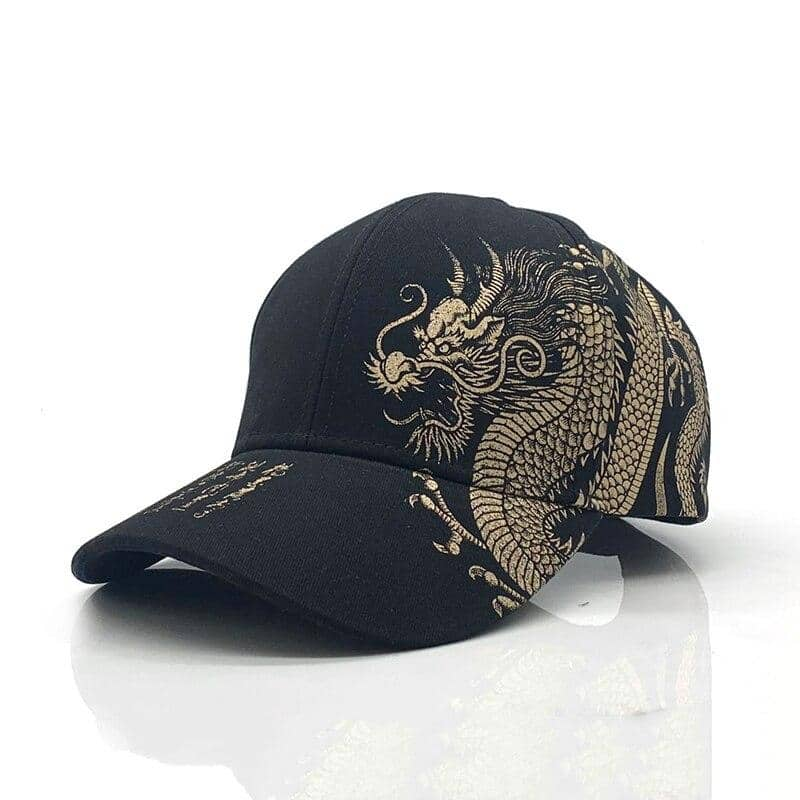 Casquette Dragon chinois - Dragonys