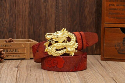 Ceinture Dragon style punk - Dragonys