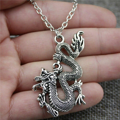 Collier Dragon Chinois - Dragonys