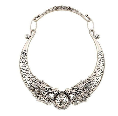 Collier Dragon Crystal - Dragonys