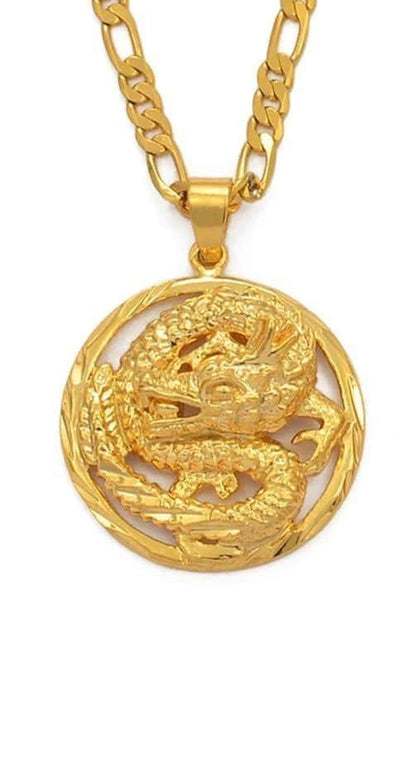 Collier Dragon D'eau - Dragonys