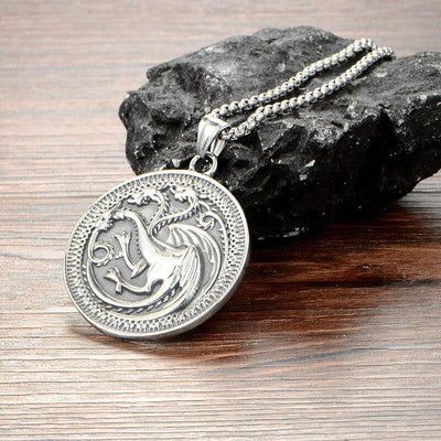 Collier Dragon De Daenerys - Dragonys