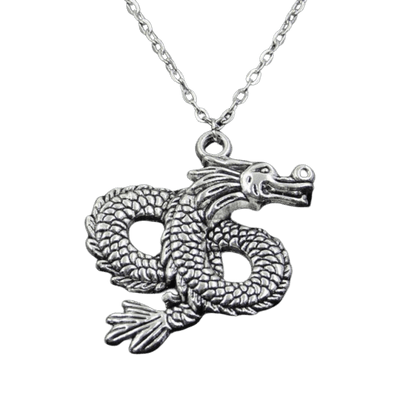 Collier Dragon Naga - Dragonys