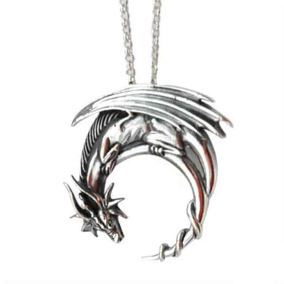 Collier Dragon Sindragosa - Dragonys