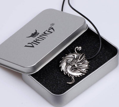 Collier Dragon Vikings - Dragonys