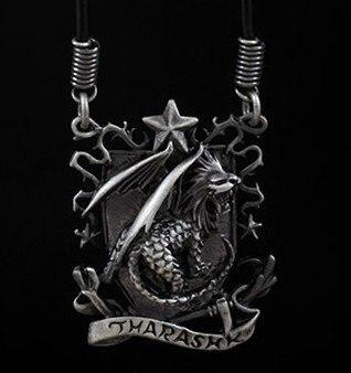 Collier Dragon | Blason Tharashk - Dragonys