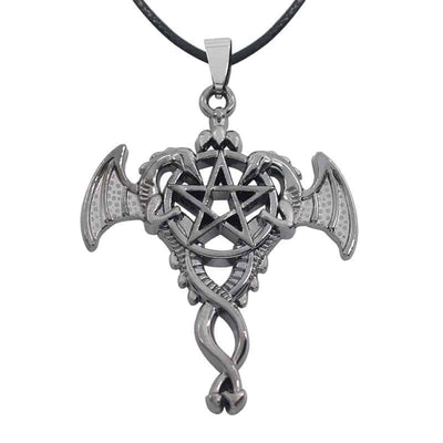 Collier Dragon | Pentagram - Dragonys