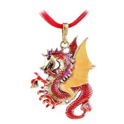 Collier Dragon | Ribbon - Dragonys