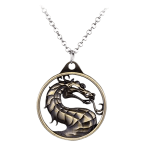Collier Empire de Dragon - Dragonys