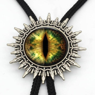 Collier Vision du Dragon unisexe - Dragonys