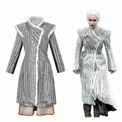 Costume Game of Thrones la belle Daenerys Targaryen - Dragonys