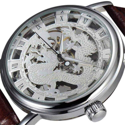 Montre Dragon Chinois - Dragonys